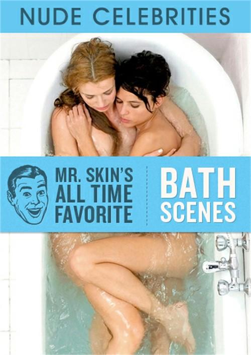Mr. Skin's All Time Favorite Bath Scenes Boxcover