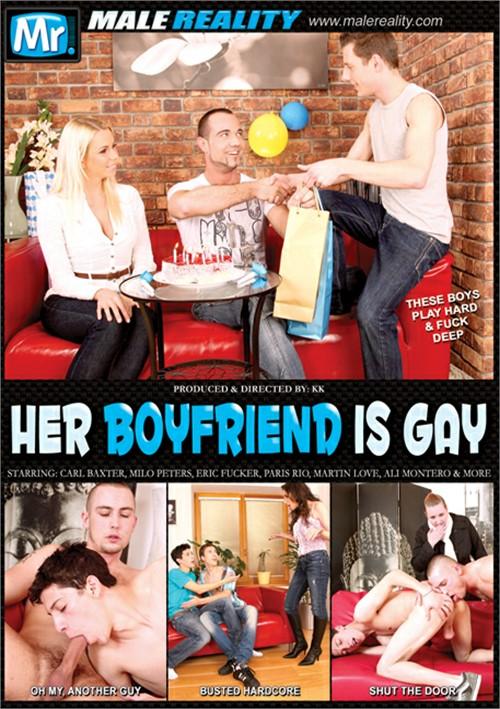 Her Boyfriend Is Gay