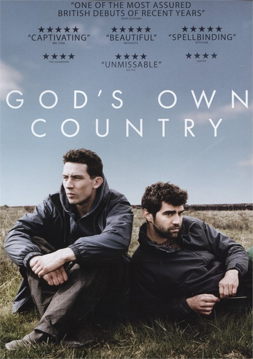 God's Own Country Boxcover