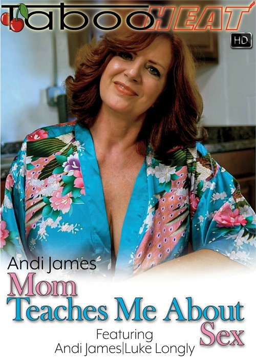 Andi James in Mom Teaches Me About Sex Boxcover