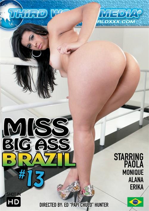 Third world media miss big ass brazil