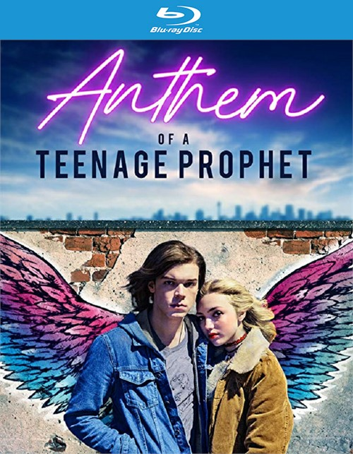 Anthem of a Teenage Prophet Boxcover