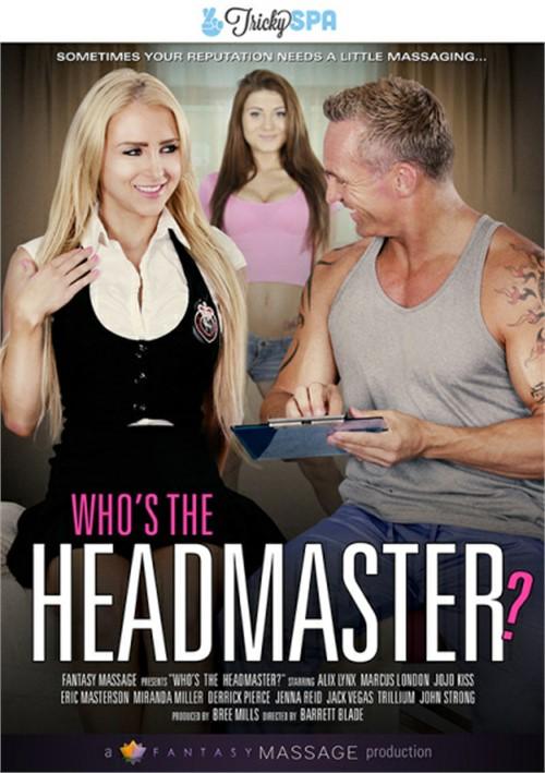 Who's The Headmaster? Boxcover