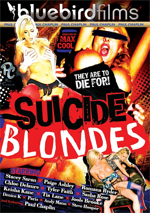Suicide Blondes Boxcover