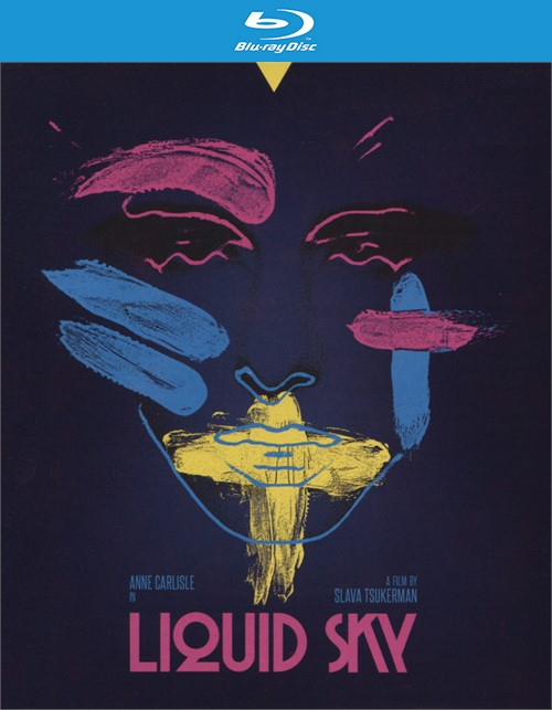 Liquid Sky (Blu-ray + DVD Combo) Boxcover