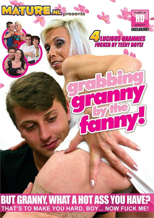 Grabbing Granny By The Fanny image