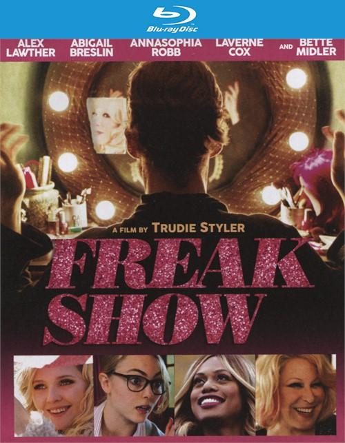 Freak Show Boxcover