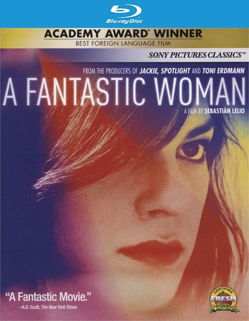 Fantastic Woman, A Boxcover