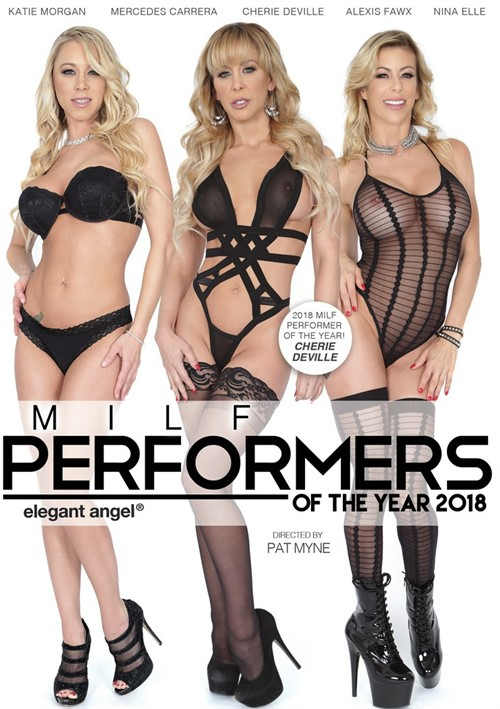 MILF Performers Of The Year 2018 image
