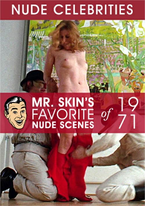 Mr. Skin's Favorite Nude Scenes of 1971 Boxcover
