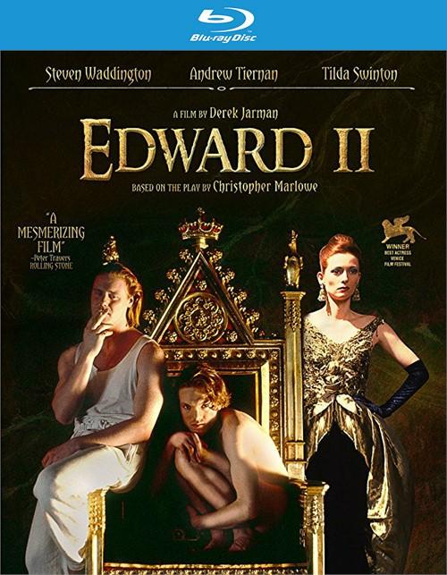 Edward II Boxcover