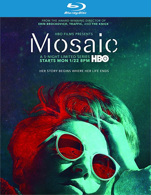 Mosaic: The Mini Series (Blu-ray + Digital HD) Boxcover