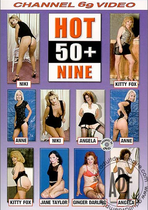 Hot 50+ 9 Boxcover
