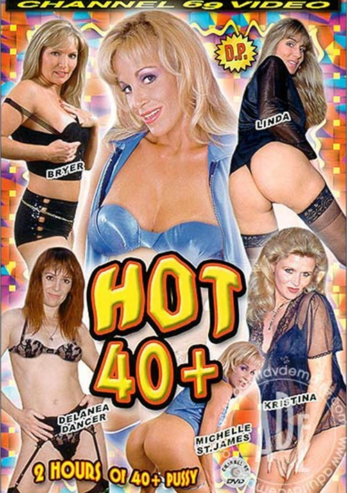 Hot 40 + Boxcover
