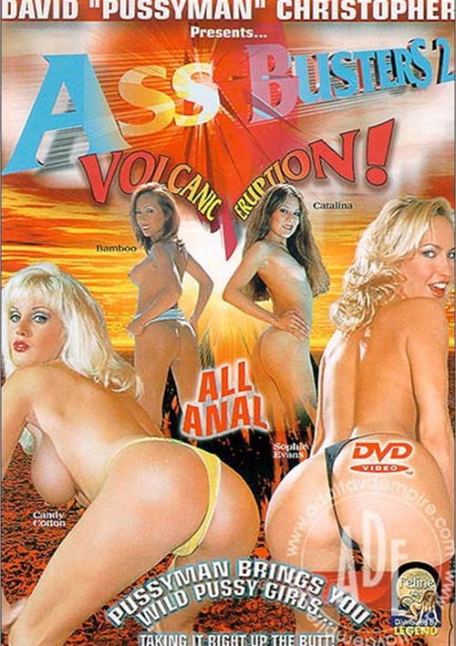 Ass Busters 2 Boxcover