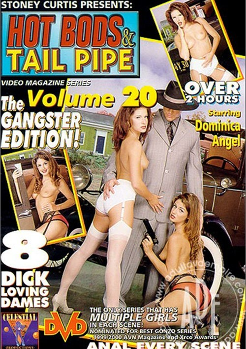 Hot Bods & Tail Pipe Vol.20 Boxcover