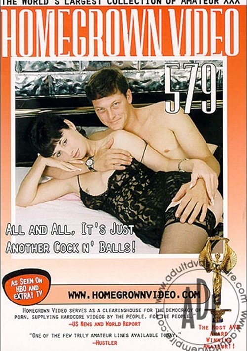 Homegrown Video 579 Boxcover