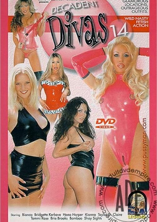 Decadent Divas 14 Boxcover