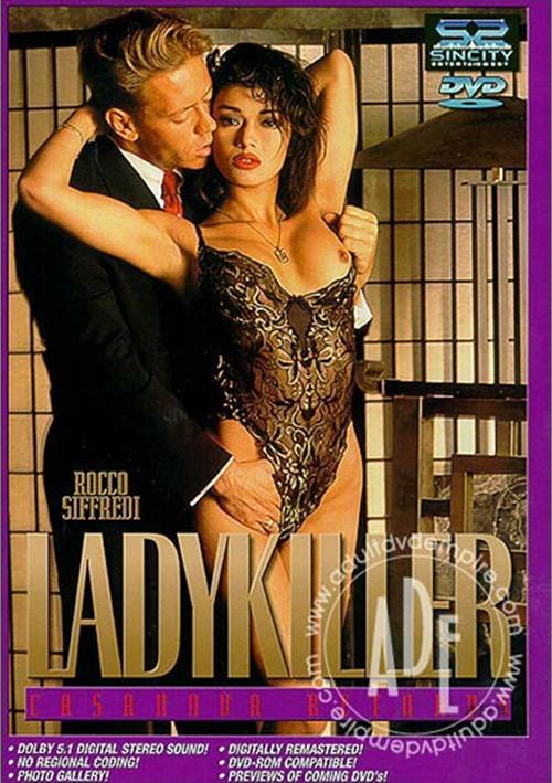 Ladykiller: The Return Of Casanova Boxcover