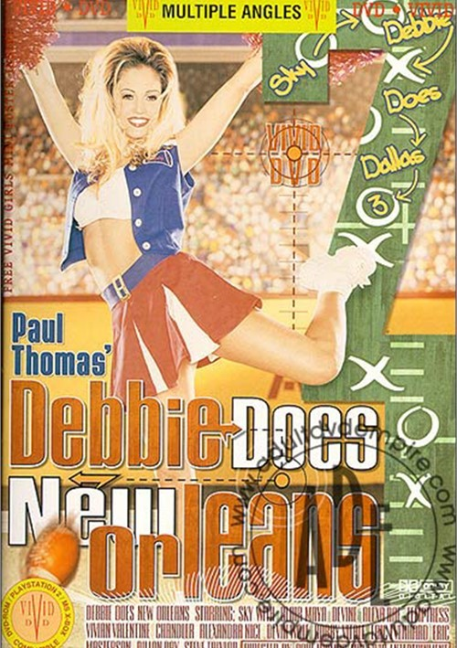 Debbie Does New Orleans Boxcover