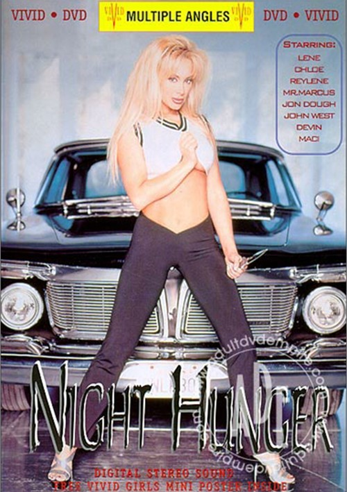 Night Hunger Boxcover