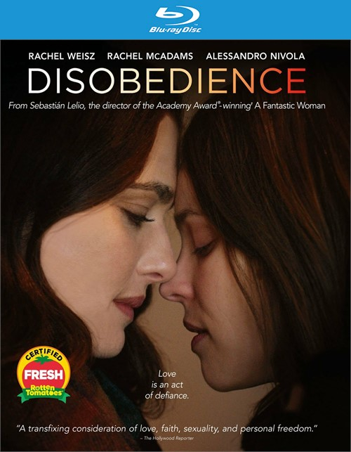 Disobedience Boxcover