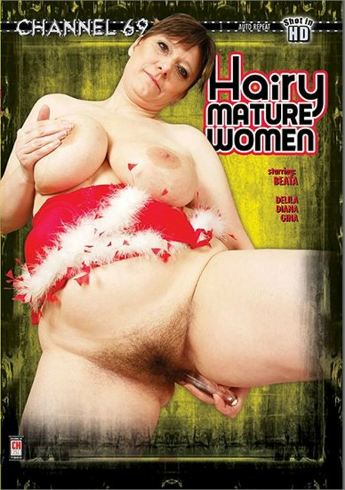 Hairy Mature Women Boxcover