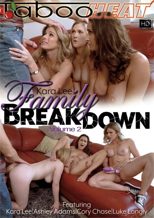 Kara Lee in Family Breakdown Vol. 2 Boxcover