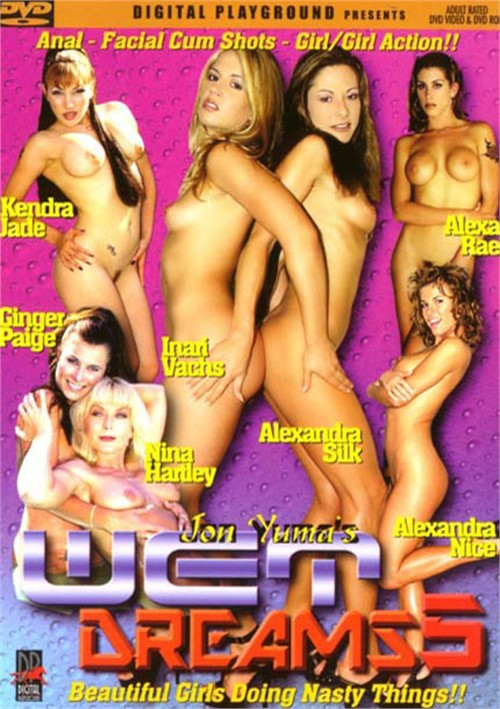 Wet Dreams 5 Boxcover
