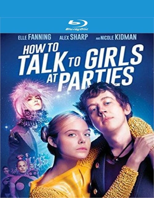 How to Talk to Girls at Parties Boxcover