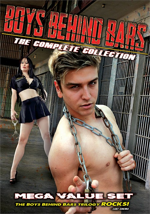 Boys Behind Bars: The Complete Collection Boxcover