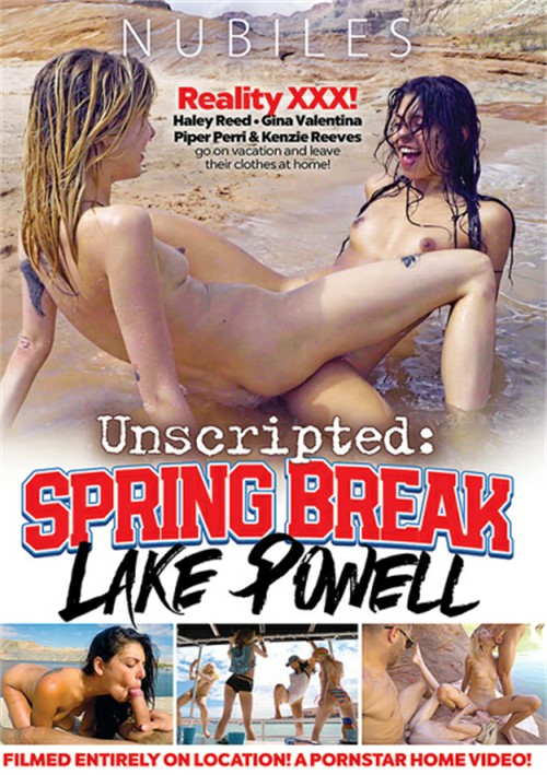 Unscripted: Spring Break Lake Powell Boxcover