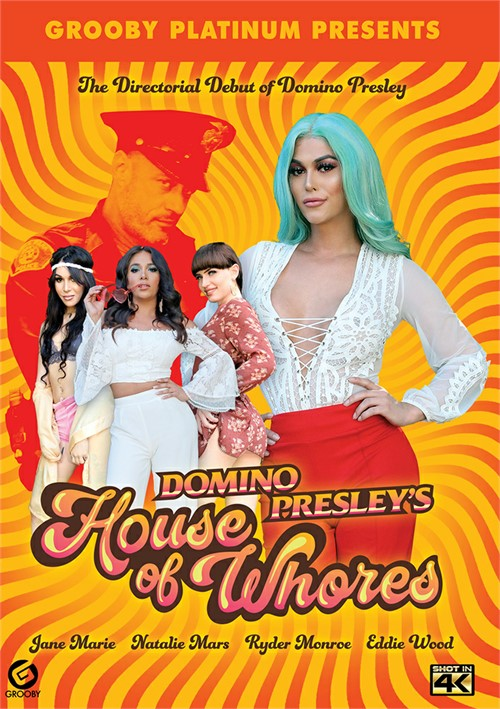 Domino Presley's House Of Whores Boxcover