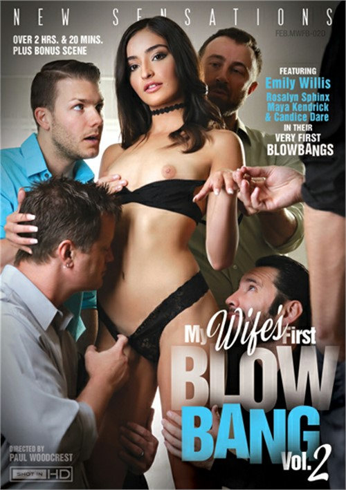 My Wife's First Blow Bang Vol. 2 Image