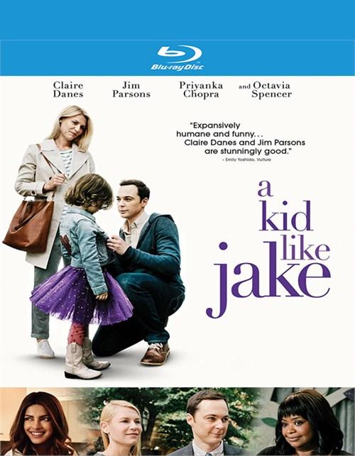 A Kid Like Jake  Boxcover