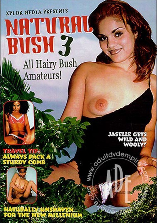 Natural Bush 3 Boxcover