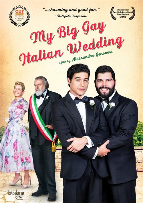My Big Gay Italian Wedding Boxcover