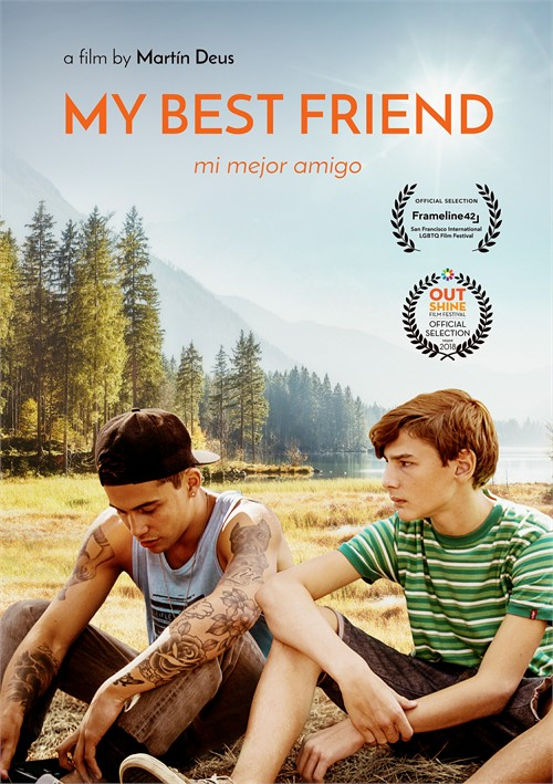 My Best Friend Boxcover