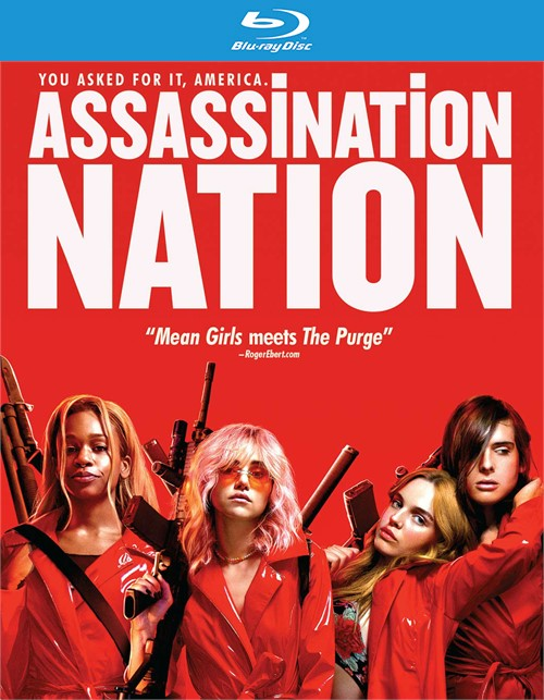 Assassination Nation Boxcover