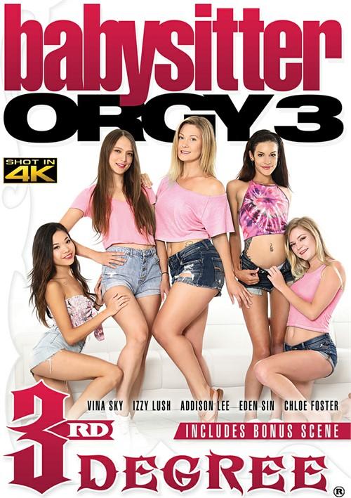 Babysitter Orgy 3 image