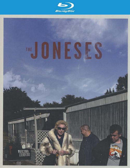 Joneses, The Boxcover