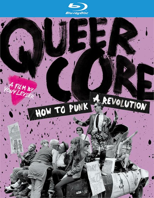 Queercore: How to Punk a Revolution Boxcover