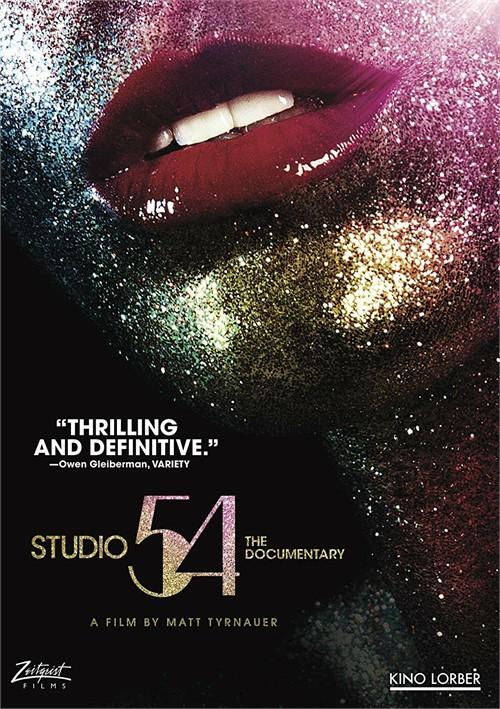 Studio 54 Boxcover