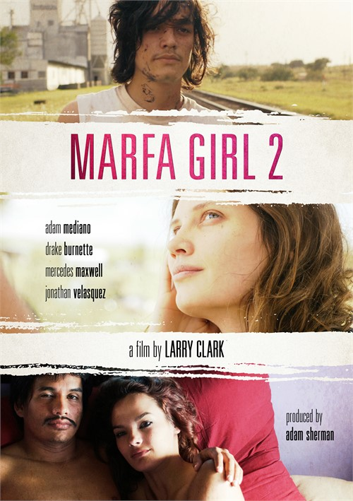Marfa Girl 2 Boxcover