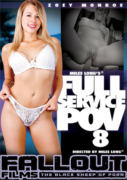 Miles Long's Full Service POV 8 Boxcover