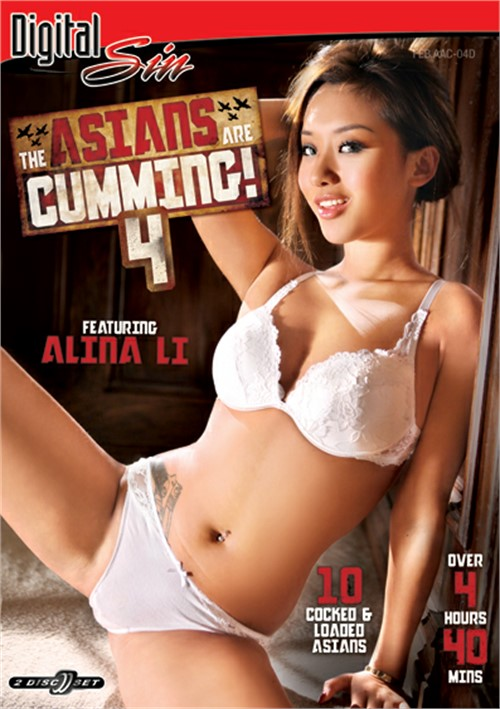 Asians Are Cumming! 4, The image