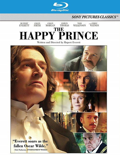 Happy Prince, The Boxcover