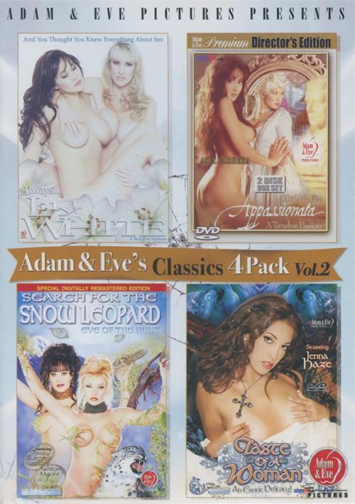 Adam & Eve's Classics 4 Pack Vol. 2 image