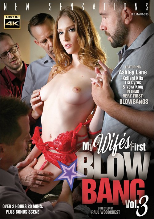 My Wife's First Blow Bang Vol. 3 image