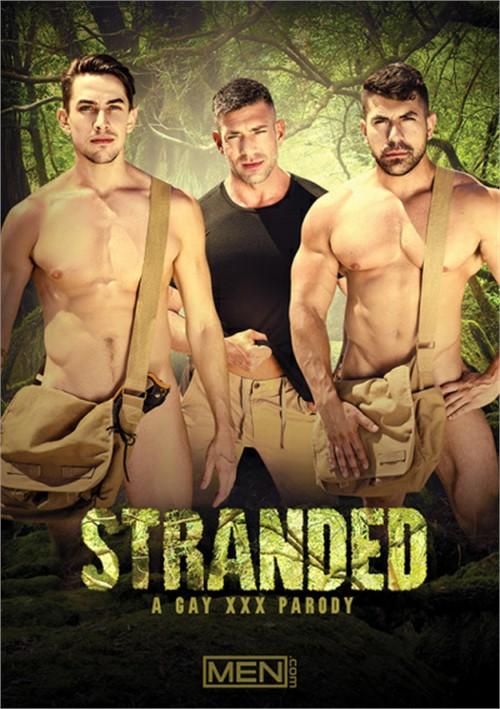 Stranded: A Gay XXX Parody